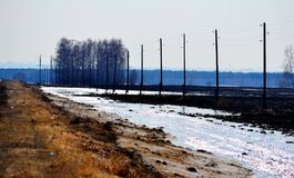 La naturaleza Altaya satisface el ojo Imagenes de archivo