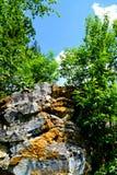 La naturaleza Altaya satisface el ojo Foto de archivo