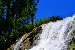 La naturaleza Altaya satisface el ojo Fotografía de archivo