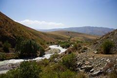 La naturaleza de Kazachstan Foto de archivo libre de regalías