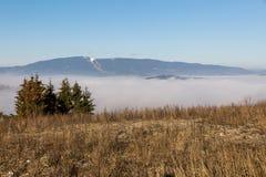 La naturaleza de Orava pasa por alto Fotos de archivo
