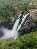 La nature tombe des chutes de l'eau images stock