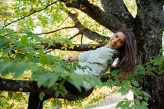La nature vous incite à vous sentir vivant Photo stock