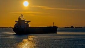 La nave Immagine Stock