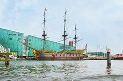 La nave Fotografia Stock Libera da Diritti