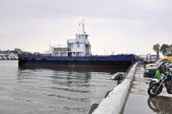 La nave Fotografie Stock