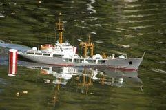 La nave Immagini Stock Libere da Diritti