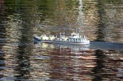 La nave Fotografie Stock Libere da Diritti