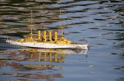 La nave Immagini Stock