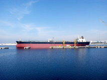 La nave Foto de archivo