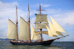 La nave alta corre 2009 Fotografie Stock