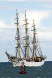 La nave alta de Dublín compite con 2012 Imagen de archivo libre de regalías