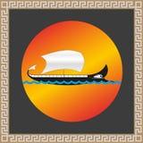 La nave Argo royalty illustrazione gratis