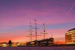 La nave de Dutchman Foto de archivo libre de regalías