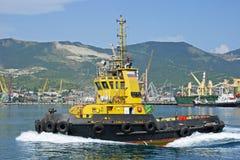 La nave del mare Immagini Stock