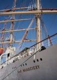 La nave di navigazione Fotografia Stock Libera da Diritti