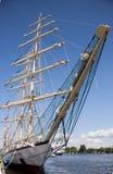 La nave di navigazione Immagine Stock Libera da Diritti