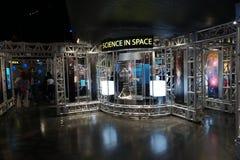 La navette spatiale Pavillion 71 Photographie stock