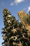 La Navidad árabe Imagen de archivo libre de regalías