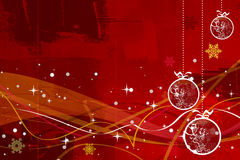 La Navidad Fotografía de archivo libre de regalías