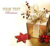 La Navidad Foto de archivo