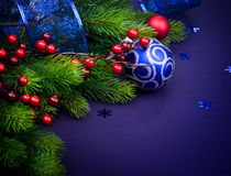 La Navidad Fotografía de archivo