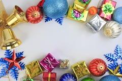 La Navidad. Foto de archivo libre de regalías