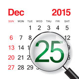 La Navidad 2015 Fotos de archivo