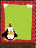 la Navidad 8.5x11/aviador del Año Nuevo Fotografía de archivo libre de regalías