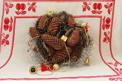 La Navidad, Año Nuevo Foto de archivo