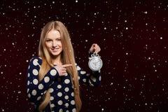 La Navidad, Año Nuevo, celebración de las vacaciones de invierno Fotos de archivo libres de regalías