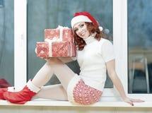 La Navidad, Año Nuevo, celebración de Navidad y conceptos Positivo Imágenes de archivo libres de regalías