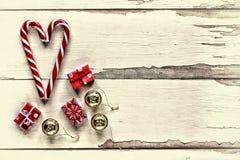 La Navidad, Año Nuevo, día del ` s de la tarjeta del día de San Valentín Fotografía de archivo