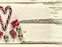 La Navidad, Año Nuevo, día del ` s de la tarjeta del día de San Valentín Imágenes de archivo libres de regalías