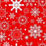 La Navidad abstracta de la belleza y Año Nuevo inconsútiles Imagenes de archivo