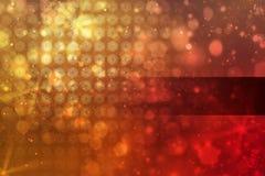La Navidad abstracta, fondo del Año Nuevo Imagenes de archivo