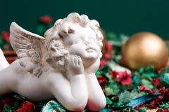 La Navidad adornó Imagen de archivo libre de regalías