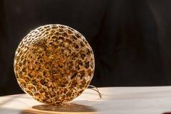 La Navidad adorna la bola de cristal Fotografía de archivo libre de regalías