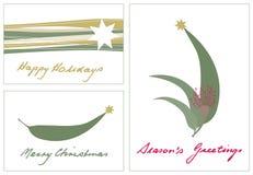 La Navidad australiana Imágenes de archivo libres de regalías