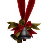 La Navidad Bell Foto de archivo libre de regalías