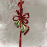 La Navidad Bell Imagen de archivo libre de regalías