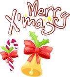 La Navidad Bell Imagen de archivo