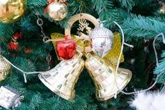 La Navidad Bell Fotografía de archivo