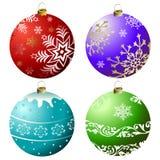 La Navidad Bell (vector) de la colección Imágenes de archivo libres de regalías