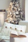 La Navidad blanca Imagenes de archivo