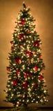 La Navidad brillante Fotos de archivo libres de regalías