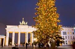 La Navidad de Berlín Fotos de archivo