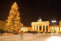 La Navidad de Berlín fotos de archivo libres de regalías