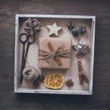 La Navidad de Diy Imagenes de archivo