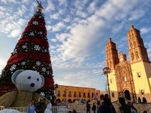 La Navidad de Dolores Hidalgo fotografía de archivo